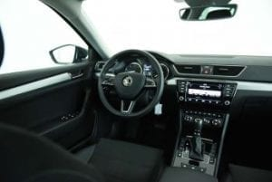ŠKODA Superb Combi interieur