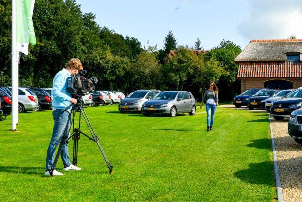 Vruggink op TV bij RTL4